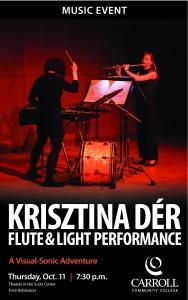 036-01-19 ART Krisztina Der Music Event 8.5x11 POS